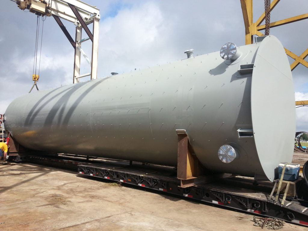 API Tanks and API Shop Fabricated Tanks from Dixie Southern