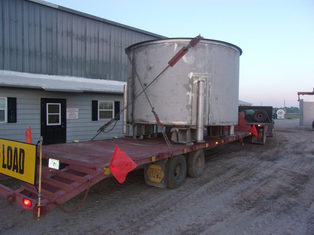 API Shop Fabricated Tank and Bulk Storage Tanks from Dixie Southern