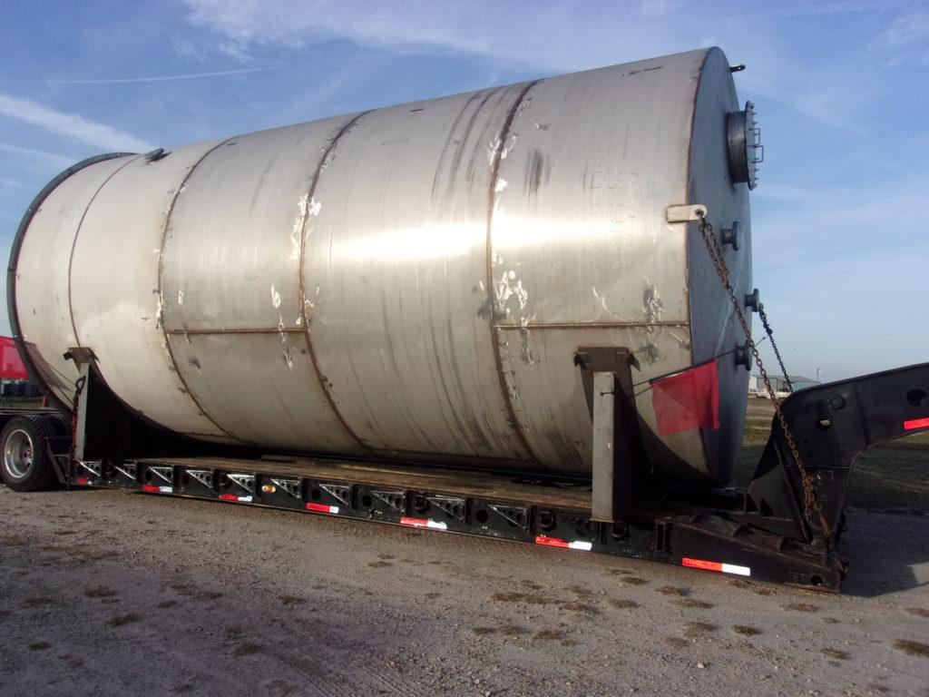 API Shop Fabricated Tank, Steel Bulk Storage from Steel Fabricator in Florida